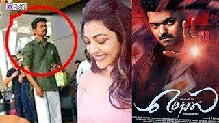 Mersal Song Making Video Leaked | Vijay, Kajal Agarwal ,Atlee | Mersal| Thalapathy 61| Mersal Songs