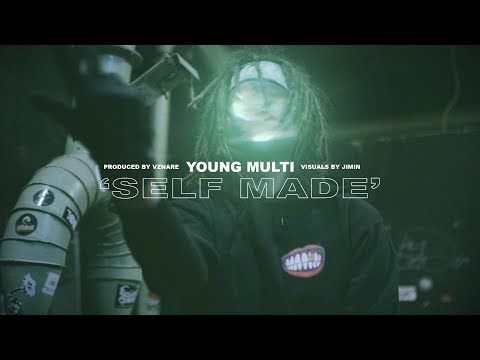 YOUNG MULTI - Self Made (prod. Vznare)