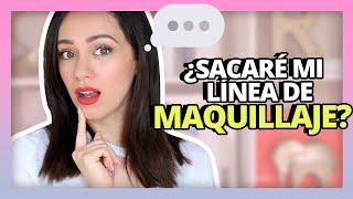 MI LINEA DE MAQUILLAJE? POLLO YOUTUBER? ROSY MCFRENTE? | PREGUNTAS Y RESPUESTAS!