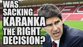 Should Boro Have Sacked Karanka? | BORO FAN VIEW #1