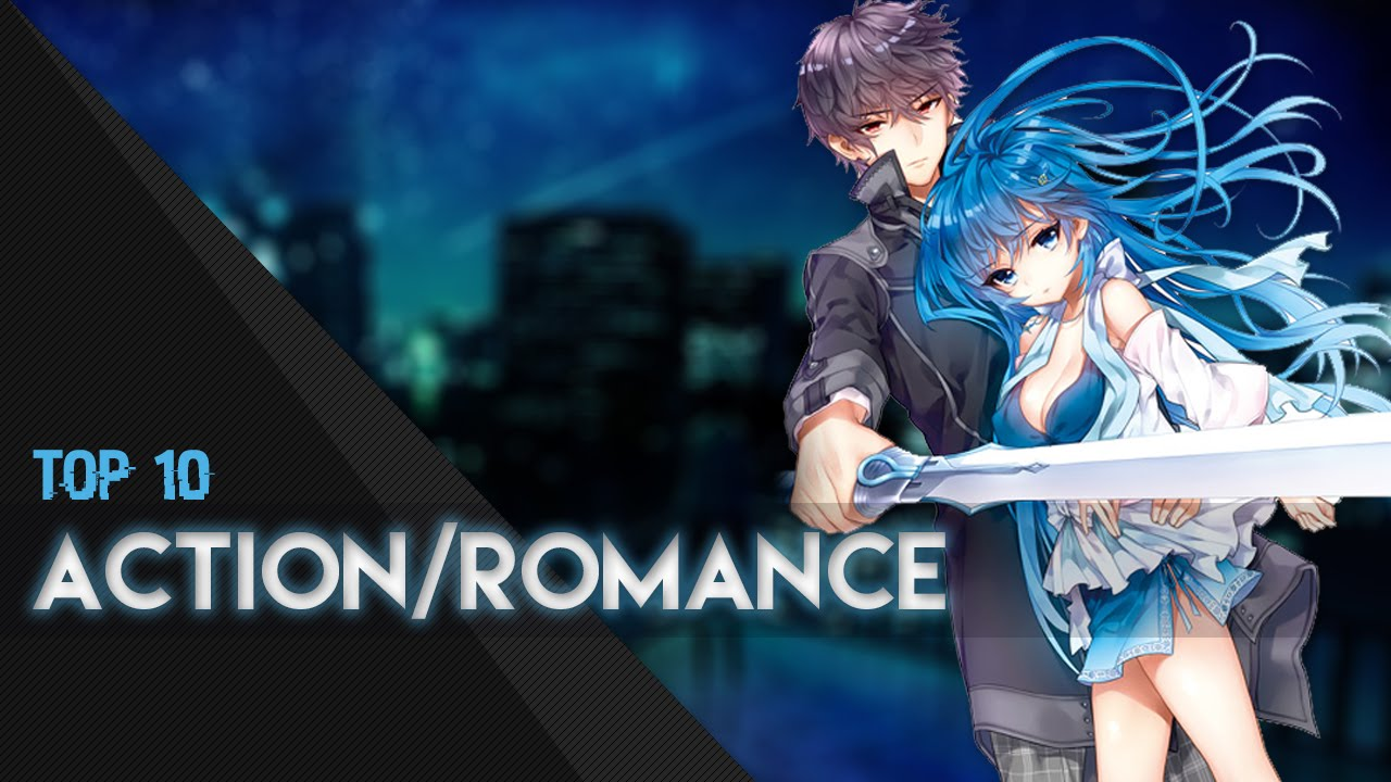 Top 10 action romance anime youtube