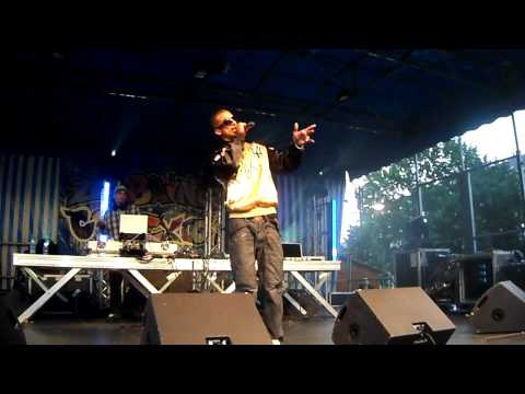 Razik Le Prince de lille five Buzz Booster 2010 valenciennes Une Video TDProd UnionForce