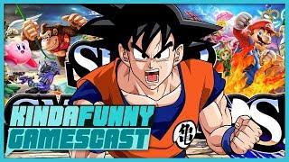 Official Super Smash Bros. Predictions! - Kinda Funny Gamescast Ep. 184
