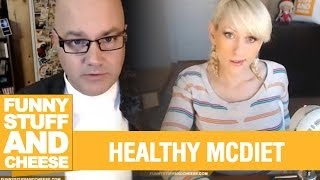 HEALTHY McDIET  - Funny Stuff And Cheese #78 Thumbnail