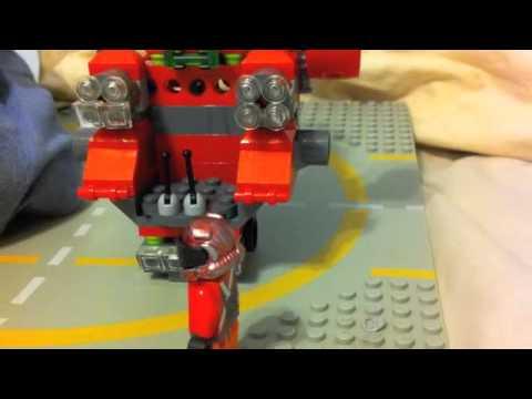 Lego Metroid Prime - YouTube