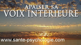 Séance d'hypnose pour apaiser votre voix intérieure