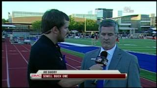 Sewell Buick GMC Interview Jesuit vs. Lake Highlands