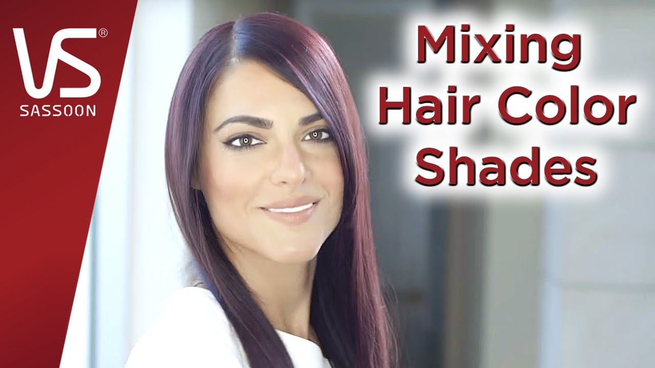 Vidal Sassoon Hair Color