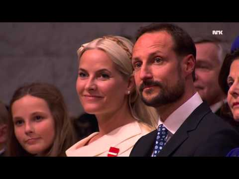King and Queen of Norway, Silver Jubilee Concert (Norges Kongepar i 25 år)