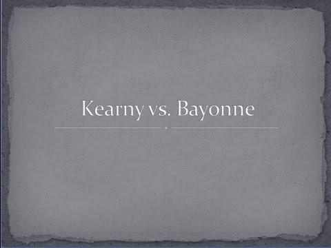 NJ High School Boys Soccer: Kearny vs. Bayonne