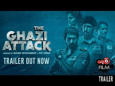 The Ghazi Attack   Official Trailer  ...