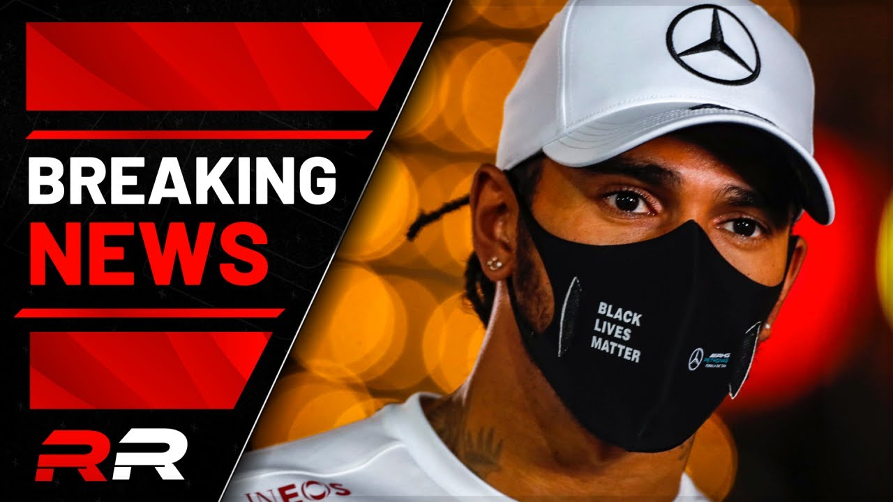 Hamilton to Miss the F1 2020 Sakhir Grand Prix