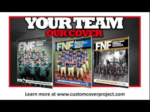 2017 FNF Magazine Custom Cover Project Promo Video