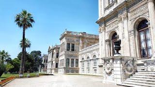 Dolmabahçe Palace - Istanbul 2020