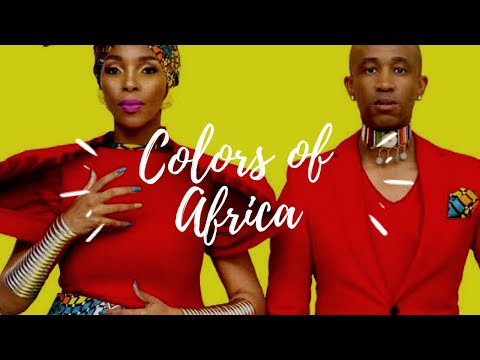 Colors of Africa - Mafikizolo ft. Diamond Platnumz & Dj Maphorisa (Official Video)