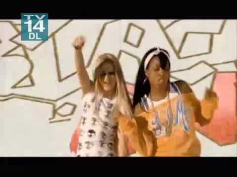 Avril Lavigne Ft. Lil' Mama - Black Friend (Mad Tv)