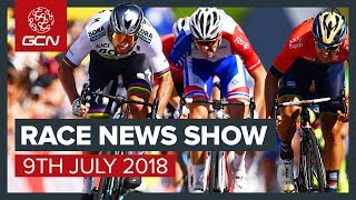 Tour de France & Giro Rosa   The Cycling Race News Show