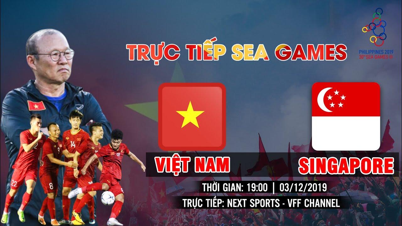 Xem lại U22 Việt Nam vs U22 Singapore highlights & video full match