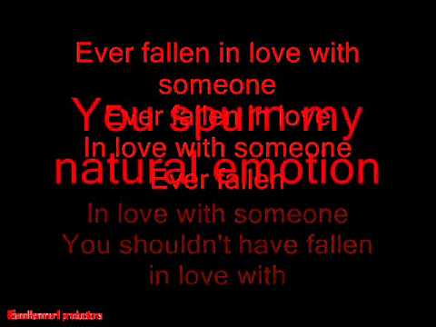 Pete Yorn  Ever fallen in love [WITH LYRICS] [SHREK2]