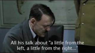 Hitler Finds Out Jerry Brown is Running for Governor