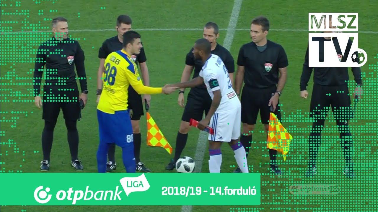 Mezőkövesd Zsóry FC - Mol Vidi FC | 1-0 (0-0) | OTP Bank Liga | 14. forduló | 2018/2019