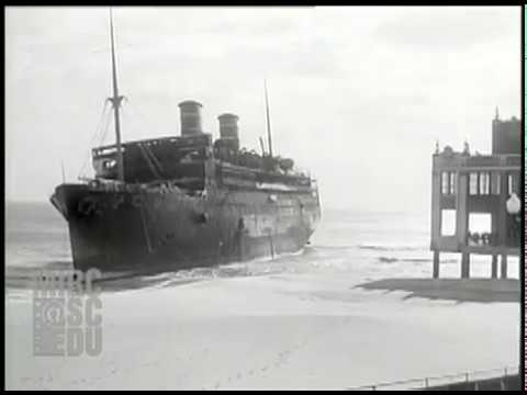 Fire at Sea: The Morro Castle, September 1934