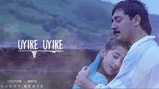 Bombay - Uyire song bgm 💕whatsapp status 💕sandy beats