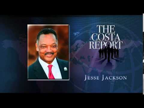 Jesse Jackson - The Costa Report - August 6, 2015