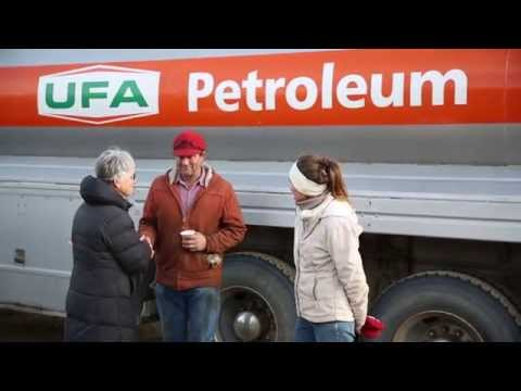 Surprising our 2015 UFA Fuel Up for Harvest Winners