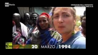 (giorno & Storia) 20 marzo 1994, Mogadiscio (Somalia) uccisione giornalista della Rai, Ilaria Alpi