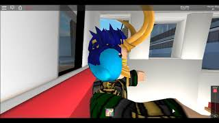 Roblox| HK MTR Train Part 2| Karnaugh Plains to Robloton