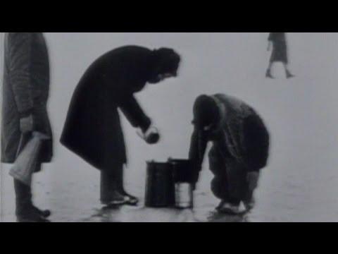 Один день из жизни блокадного Ленинграда