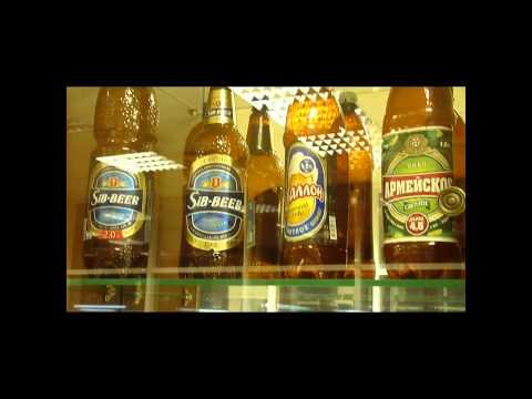 Из экскурсии на пивоваренный завод