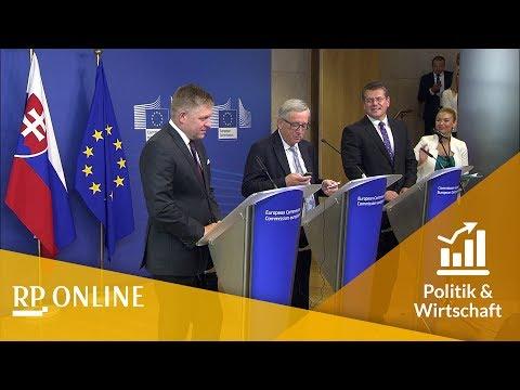 Handy-Alarm bei Jean-Claude Juncker