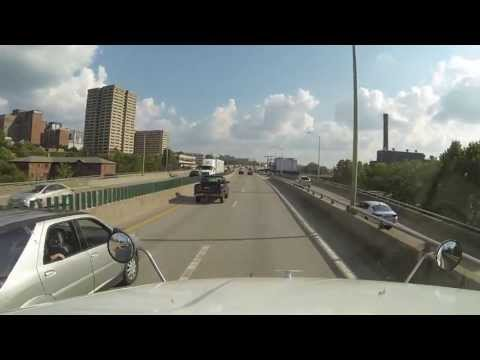 Caminhão em Rochester, New York - Conversa de Boleia