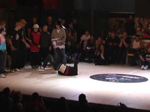 DREAM TEAM RUSSIA vs SANS LIMITE Part 1 - Chelles Battle Pro 2009