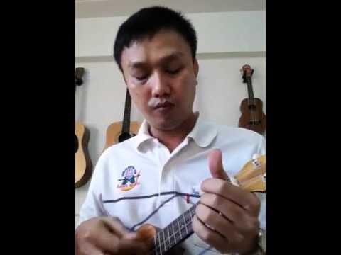 ไม่มีตรงกลาง ukulele intro cover by kohchai
