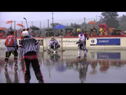 Finale LNA 2010 Givisiez Skater 95 - SHC Rossemaison 2:6 (inline hockey suisse FSIH)