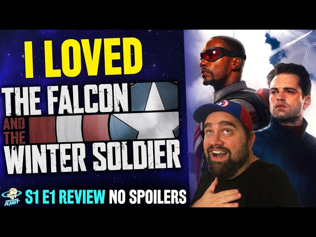 I LOVED The Falcon & The Winter Soldier - REVIEW - No Spoilers - Episode 1