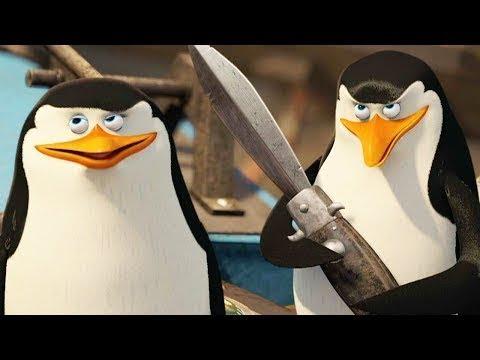 DreamWorks Мадагаскар | Говорит, что пингвин не умеет летать | Мадагаскар 2 | Детские фильмы