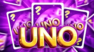 MYSTERY CARDS - UNO