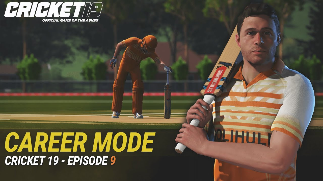 CRICKET 19 - ENGLISH BATSMAN CAREER MODE - EPISODE #9 - THE CAPTAIN