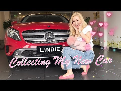 VLOG - COLLECTING MY NEW MERCEDES!! 😍❤️🔥 MY BIRTHDAY GIFT TO MYSELF 🎁 SUPER IN LOVE ❤️❤️