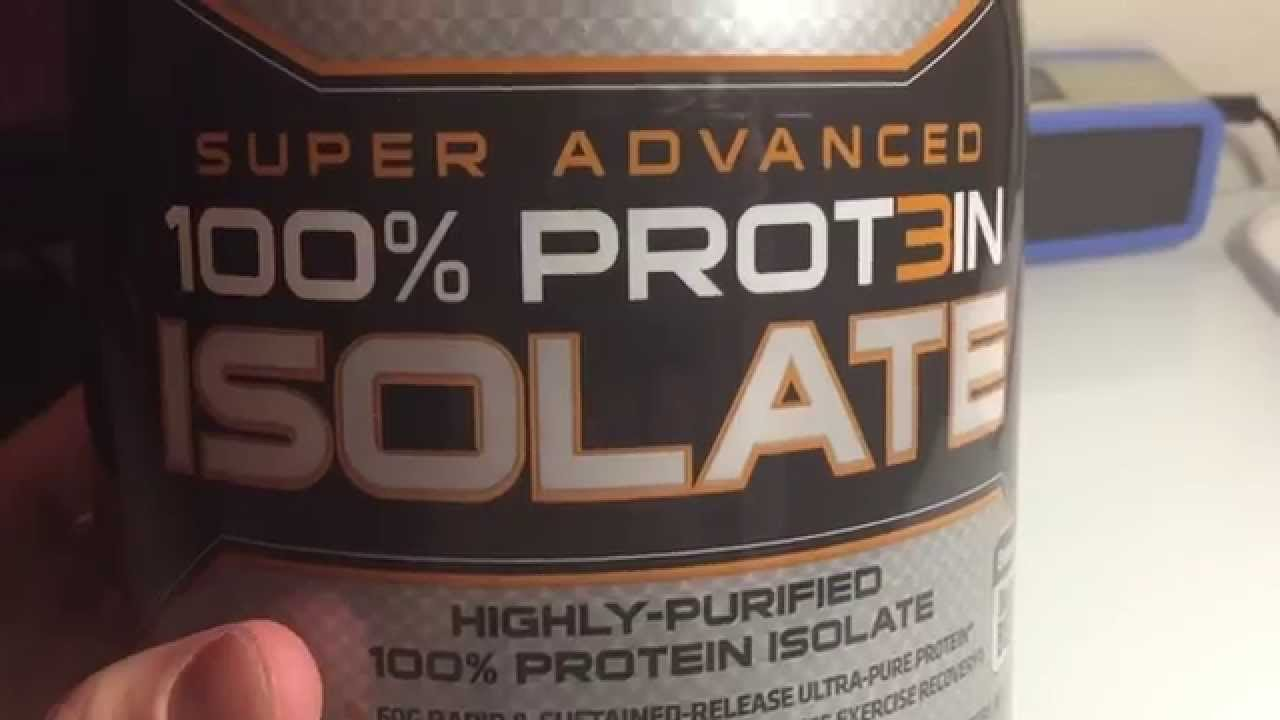 Body Fortress 100% Isolate Review