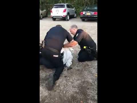 10 30 17 MDP False Arrest by Nassau County police (7th Precinct) video no. 1