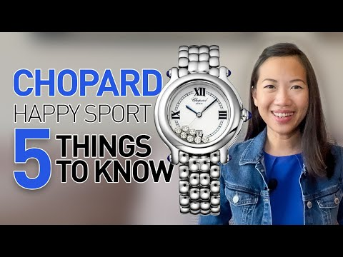 CHOPARD Happy Sport   Five Things To Know