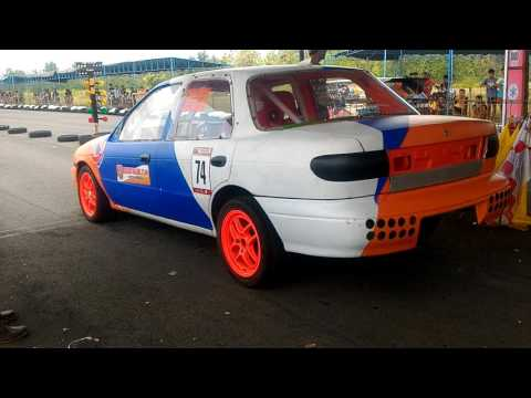 Timor Indonesia Dragrace Division - Timor Tegal Community - The Bluefish original B5 DOHC 16 valve