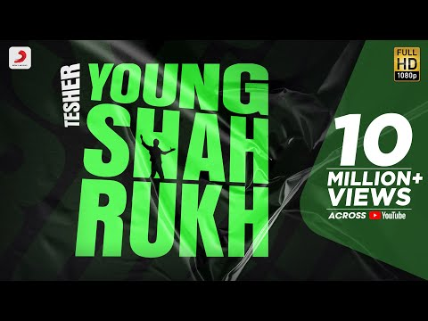 Young Shahrukh - Official Video | Tesher | Latest Viral Song