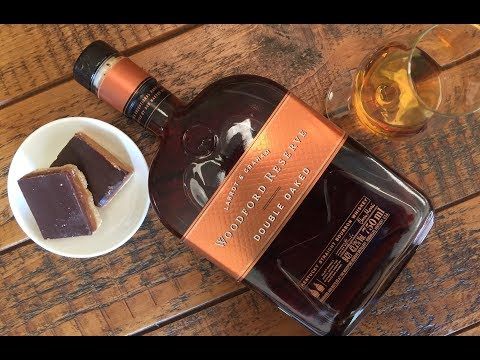 Woodford Reserve Double Oaked: Whiskey Tasting & Food Pairing, Review #149