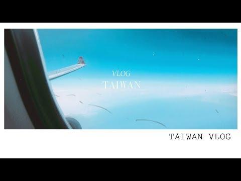 TAIWAN TRAVEL VLOG